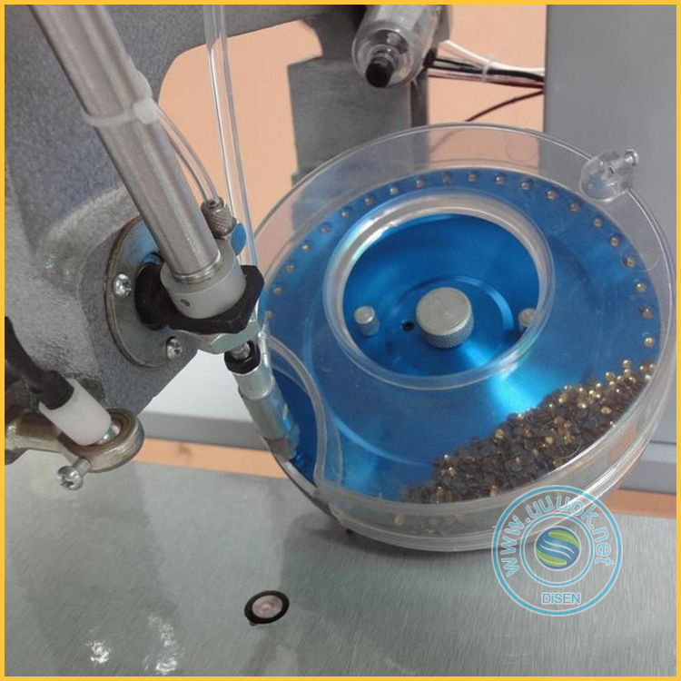 cloth leather underwear jeans hats automatic embroidery ultrasonic hot fix rhinestone machine