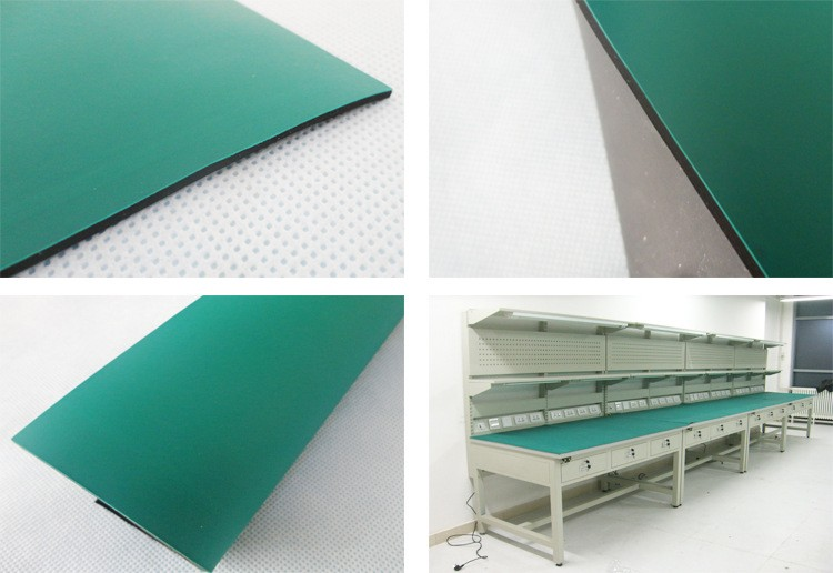 New Tech Top Quality Esd Rubber Mat Factory from China