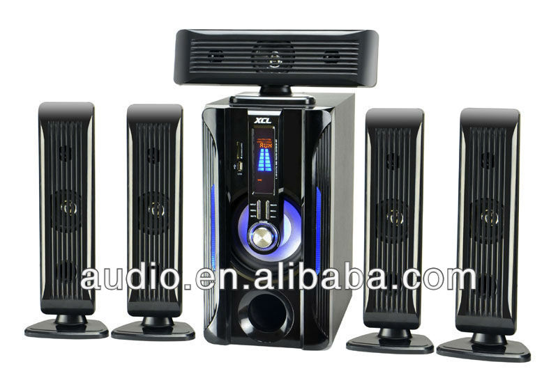 J.SUN 5.1channel 5.1 home theater speaker systems DM-6561