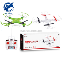 RC hobby electronic wholesale medium aircraft quad copter UFO