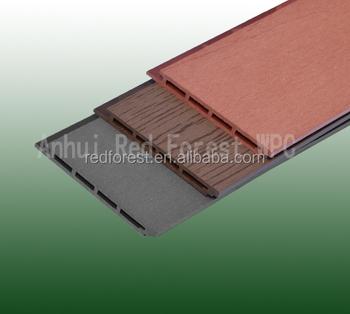 ext rieure wpc bois grain facile install wpc panneau mural composite platelage buy grain de. Black Bedroom Furniture Sets. Home Design Ideas