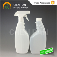 Save 20% free sample bpa free 750ml kitchen hood oil filter pet plastic trigger spray bottle