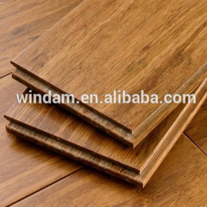 14mm quality solid bamboo flooring for indoor