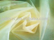organza /tulle /wedding dress /bridal cloth /curtain cloth