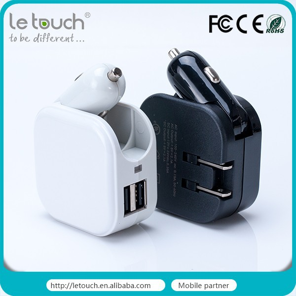 home and car universal charger for smart phones for iphone for samsung
