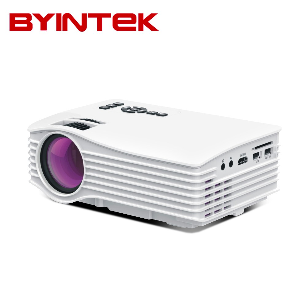 China Mini Projector Home Theater 1080P HDMI USB Projector