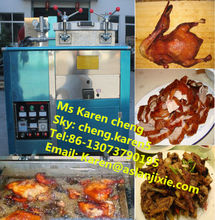 henny penny fried chicken machine/frying chicken wing machine