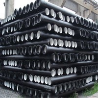 DAT ductile iron pipe shipping from china