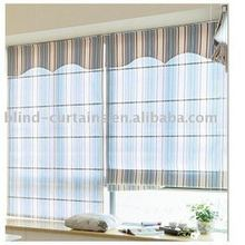 fabric living room window curtain