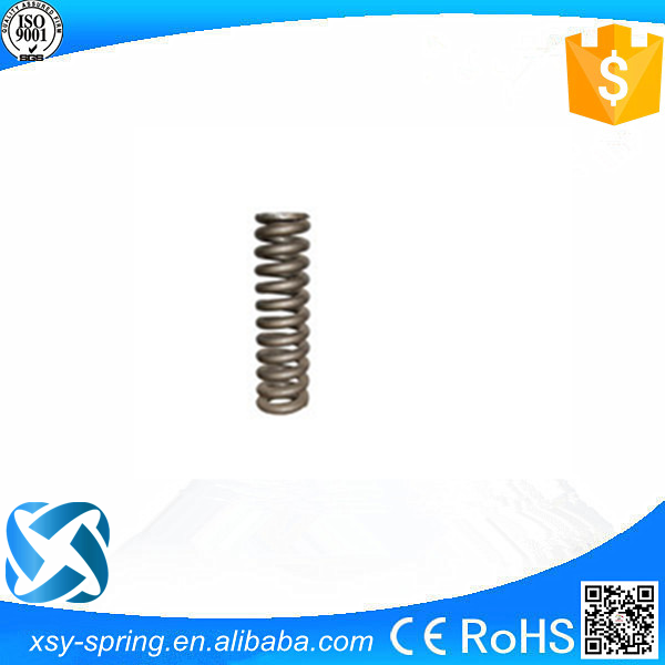 Color zinc plated shock absorber coil springs for bicycle manufacturer