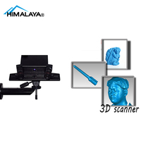 Chinese Himalaya 3d scanner photo