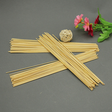 Dia 1.4mm Bamboo Raw Matirial Unscent Incense Stick