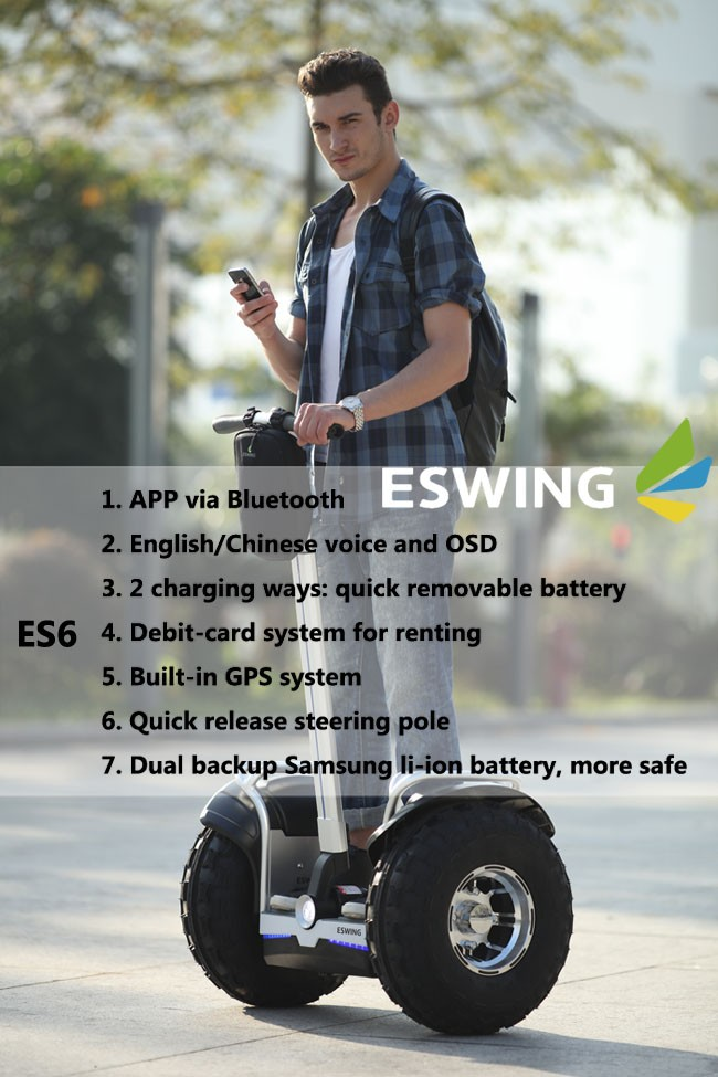 Eswing min pro electric folding mobility scooter