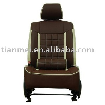auto pvc seat cover/car seat cover set
