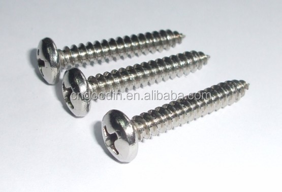 BIG PHILIPS CHIPBOARD SCREWS PAN HEAD WITH GOOD QUALITY