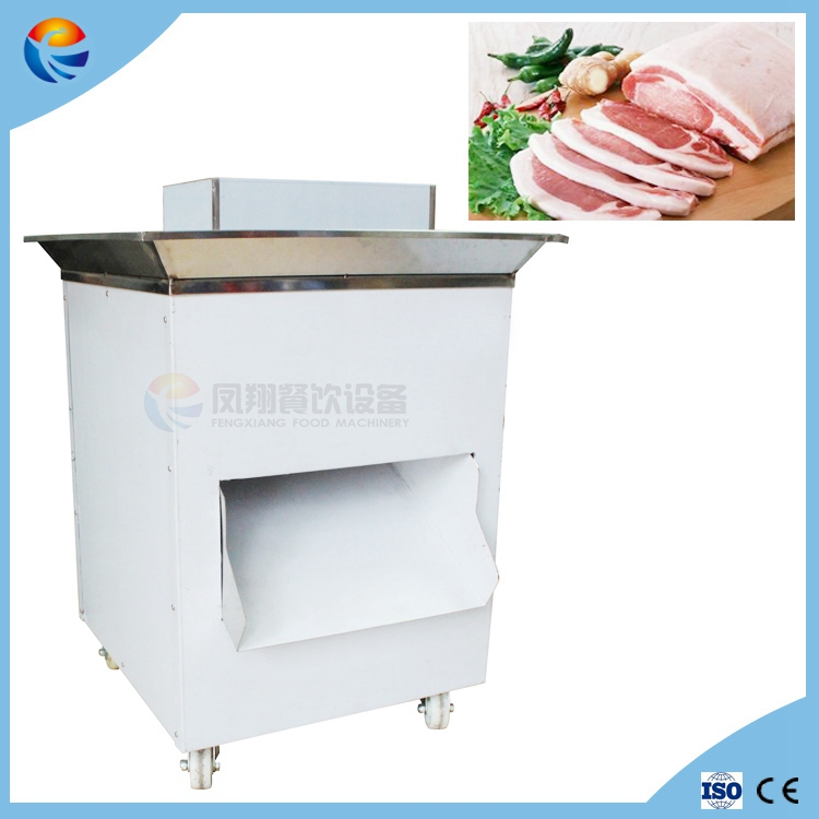 Large Type Automatic Goat Mutton Steak Meat Cutting Machine