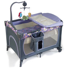 Hot selling large playpen deluxe baby playpen foldable playpen for the all country families