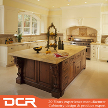 American Classic Pecan Wood Kitchen Cabinets