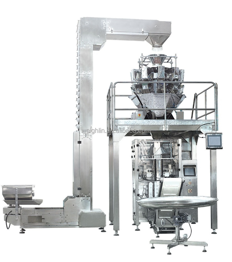 WL-S1 Auto Vertical Weighing Packaging System