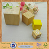 Decoration Wooden Block Wooden Cube