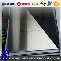 Cheap price 2B finish 201 Stainless Steel Sheet with Lisco brand