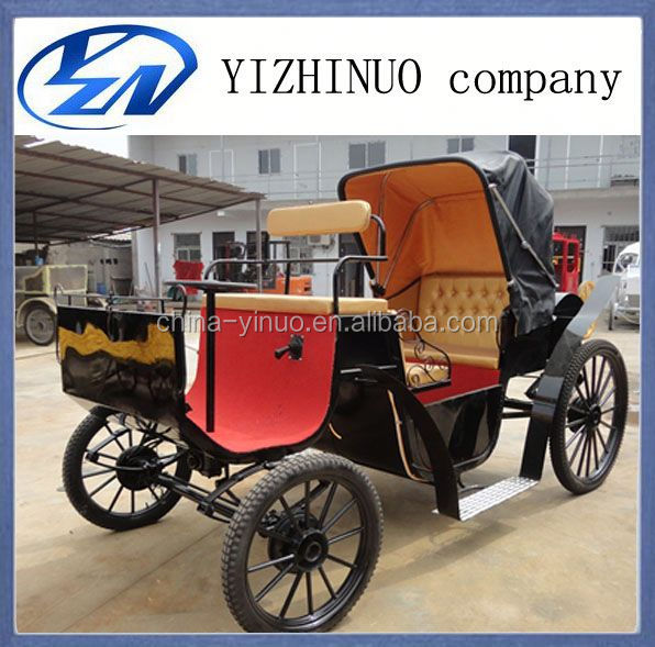 High quality with cheap price victoria horse and buggy