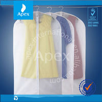Clear Garment Bags with Zipper
