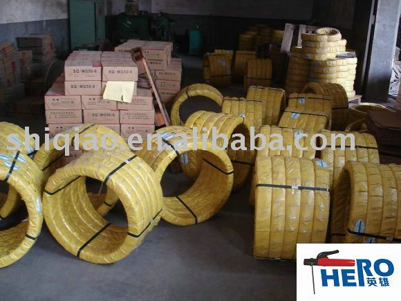 H10Mn2 Submerged Arc Welding Wire EM12 H08A H08MNA