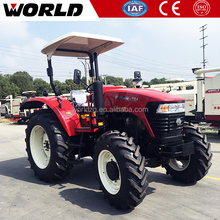 World Brand China 110HP Fram Tractor (WD1104) with rotary tiller