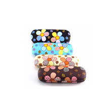 Wholesale customized full color printing glasses case for sale
