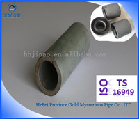Automobile Industry Cold Drawn Precision Seamless Steel Pipe/TS16949 Certificate