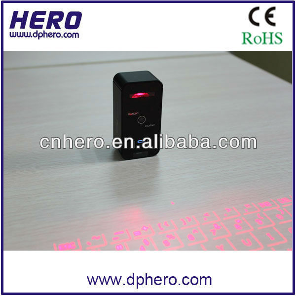 Mini Bluetooth laser keyboard projection keyboard