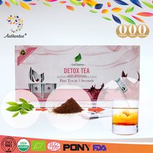 Best Sell Natural Herbal Tea Extract Slimming and Detox Tea