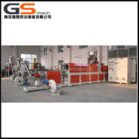 Faster speed and effect cooling system PVC compound granules for wire and cable