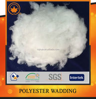 Recycled polyfill stuffing