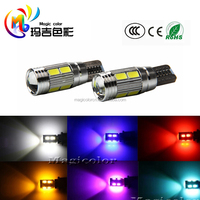 Hot Selling CANBUS T10 W5W 5630 10-SMD Car Auto LED Light Bulb Lamp 194 192 158