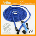 2014 hot sales stretch hose ultra shrinking garden hose