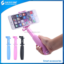 Extendable Pole Hand Grip Monopod Selfie Stick For famous camera