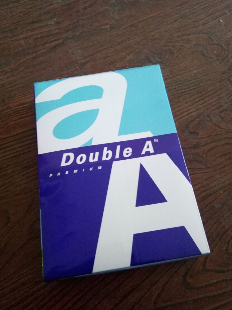 Double A A4 copy paper 80gsm 75gsm 70gsm factory price