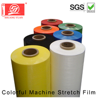 Excellent durable factory direct pallet machine manual lldpe stretch film