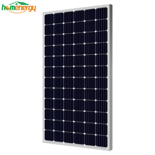 Aesthetic high quality mono 300W solar power modules