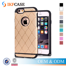 PC+Silicone Heavy Duty Case Cover for iPhone 7, Hybrid Armor Case for iPhone 7 Plus