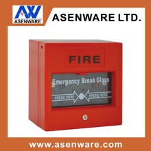 Conventional Break Glass Manual Fire Alarm Call Point