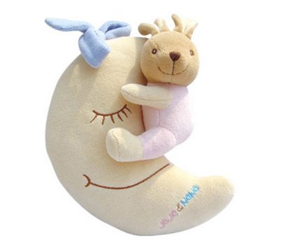 Baby bed kid toy and stuffed plush toy
