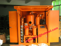 Waste current transformer oil regeneration machine, oil reclamation purifier manufacturer, recover insulation oil