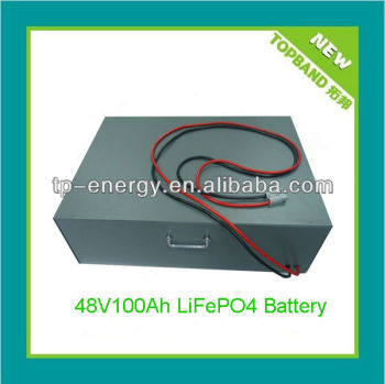 48V LiFePO4 Battery Pack