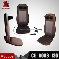 car and home use infrared neck and back massage cushion