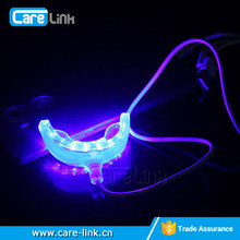 Home use mini portable teeth whitening lamp for sale