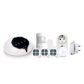 868MHz 3G Security Alarm System Support SIA Contact ID Protocol Work With Alarm Home Security Monitoring Center Station