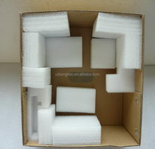 Good quality hot sale white epe packaging foam block